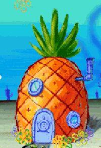 Spongebob Squarepants Pineapple House Google Search
