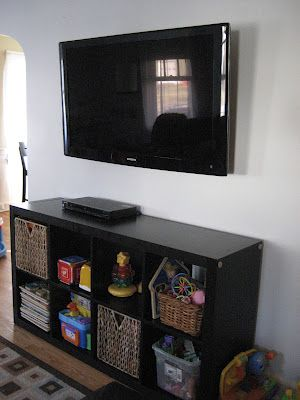How To Wall Mount TV and Hide Cords
