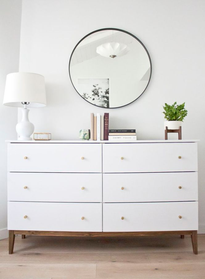Bedroom Decor On 25 Best Ideas About White Dressers Pinterest