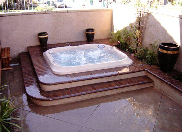 Vault Spa Custom Built In Jacuzzis Amp Hot Tubs In Orange