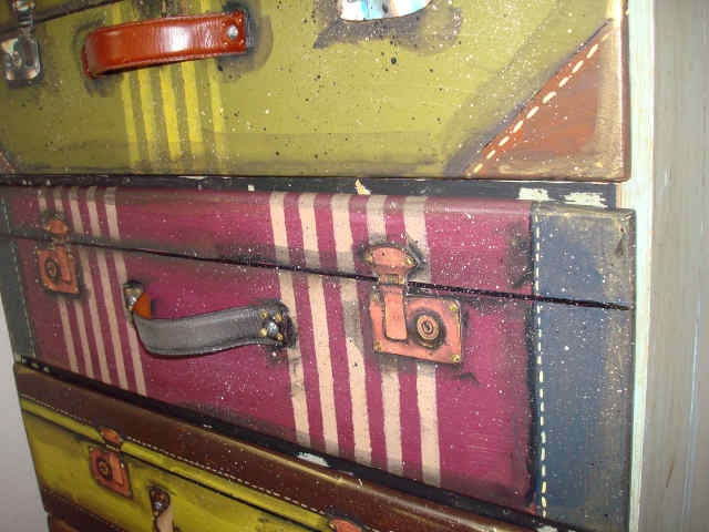 1000 Images About Dresser That Looks Like Luggage On