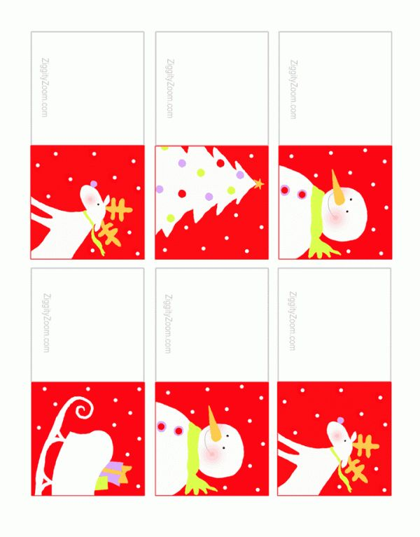 17 Best Images About Christmas FREE Printables On