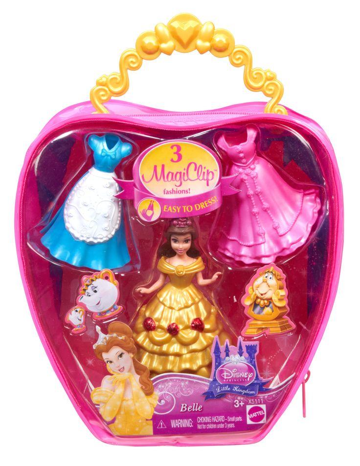 Disney Princess Little Kingdom MagiClip Belle