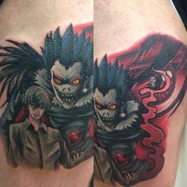 On Titan Tattoo