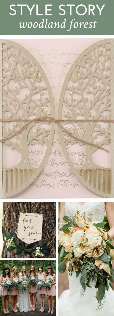 1000+ ideas about Forest Wedding on Pinterest | Woodland ...
