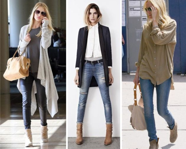 How To Wear Ankle Boots: What To Wear With Ankle Boots: Best Way …