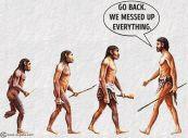 Afbeeldingsresultaat voor evolution human