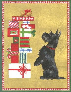 1000 Images About Have A Blessed Merry Scottie Christmas