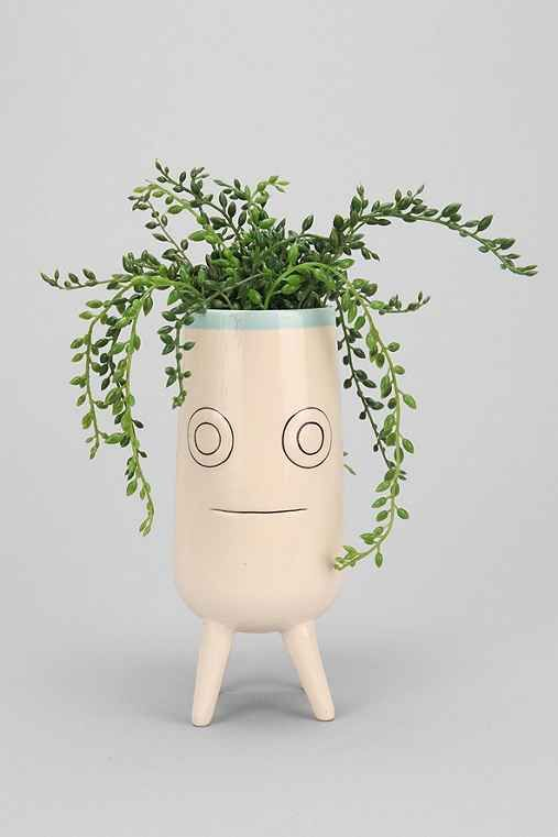 Assembly Home Sweet Scandinavian Tall Planter - Urban Outfitters