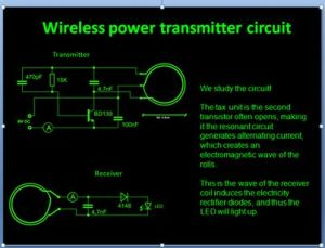 Wireless #power transmitter circuit | Electronic Circuits | Pinterest