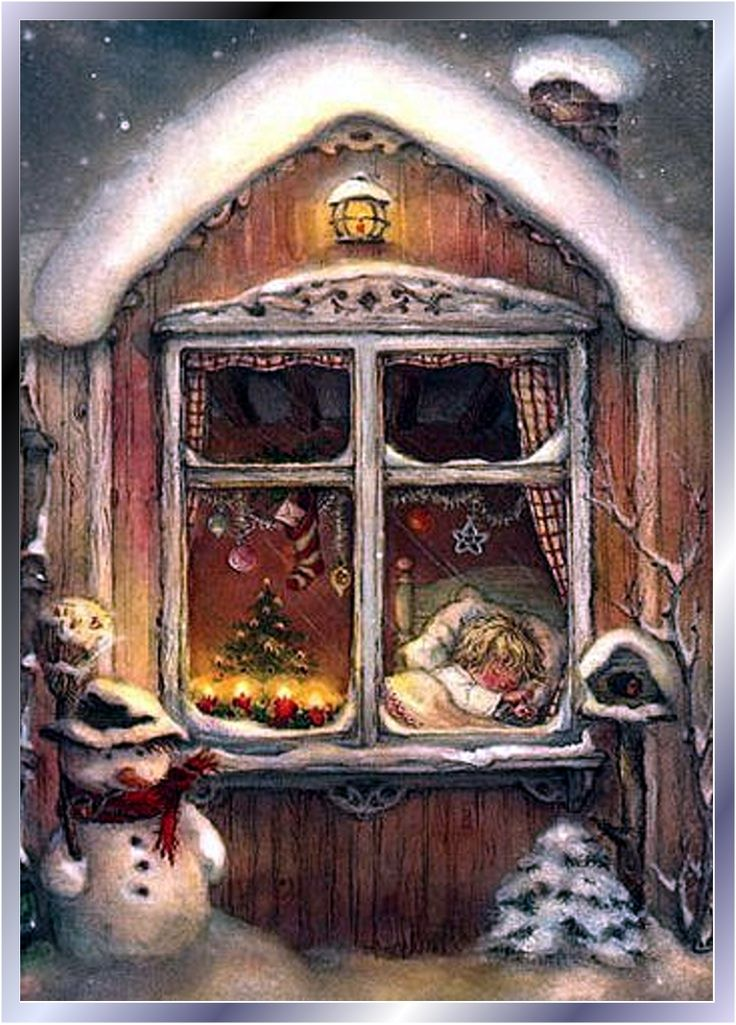 2159 Best Images About Christmas Cards On Pinterest
