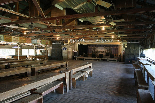 Gruene Hall, Gruene, TX to step in here is to step into
