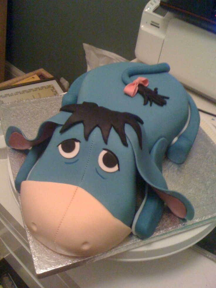 74 Best Images About Eeyore Birthday Party On Pinterest