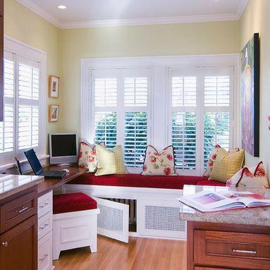 Window Seats Baseboard Heaters And Storage On Pinterest