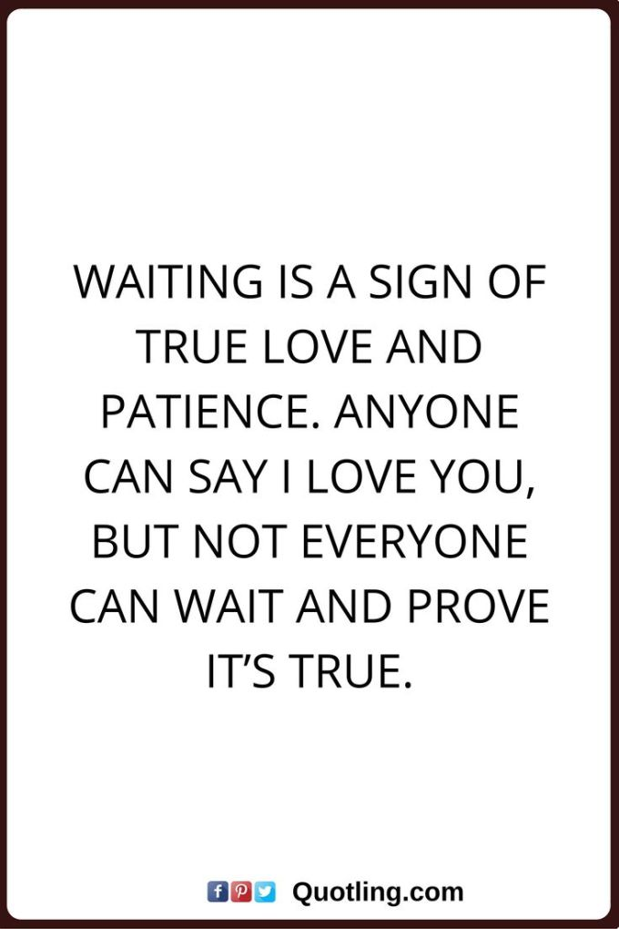 True Love Waits Quotes Cool Images Of True Love Waits Siewallsco