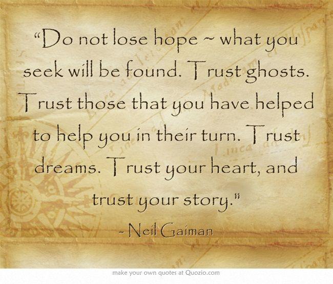 Neil Gaiman Love Quotes. QuotesGram