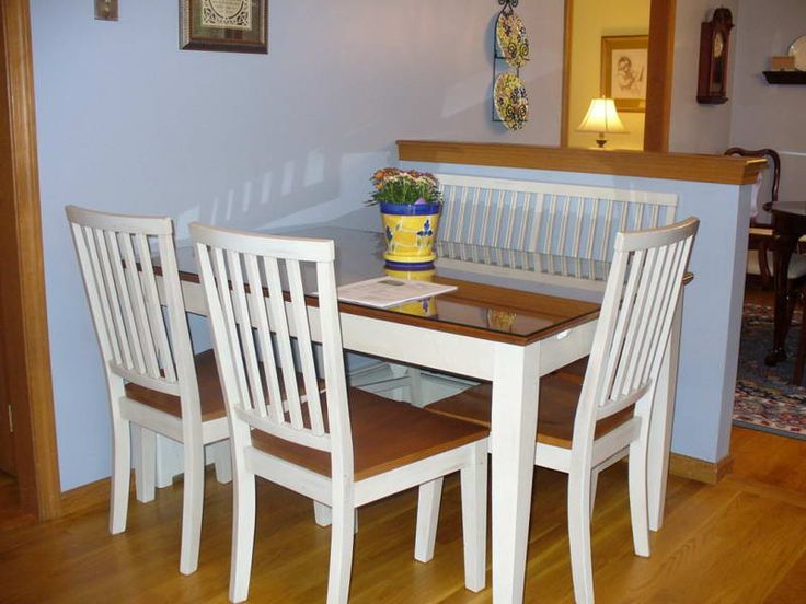 1000+ Ideas About Kitchen Table With Storage On Pinterest