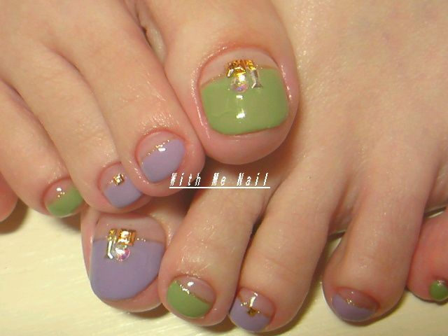 183 Best Images About Nail Art: TOE NAILS On Pinterest