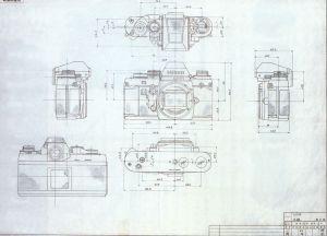 vintage camera blueprint  Google Search | CUT | Pinterest