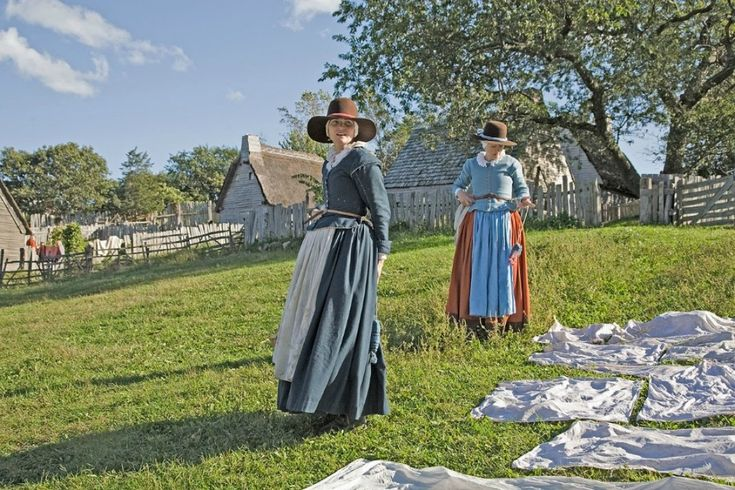 This Thanksgiving, Step Back in Time and into 17thCentury