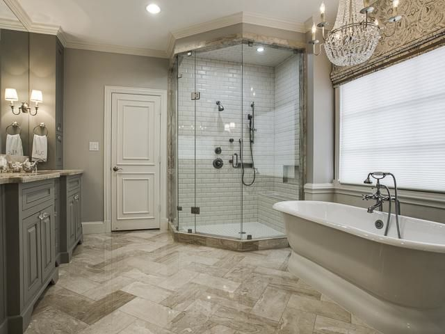 Best 25+ Neutral Bathroom Tile Ideas On Pinterest