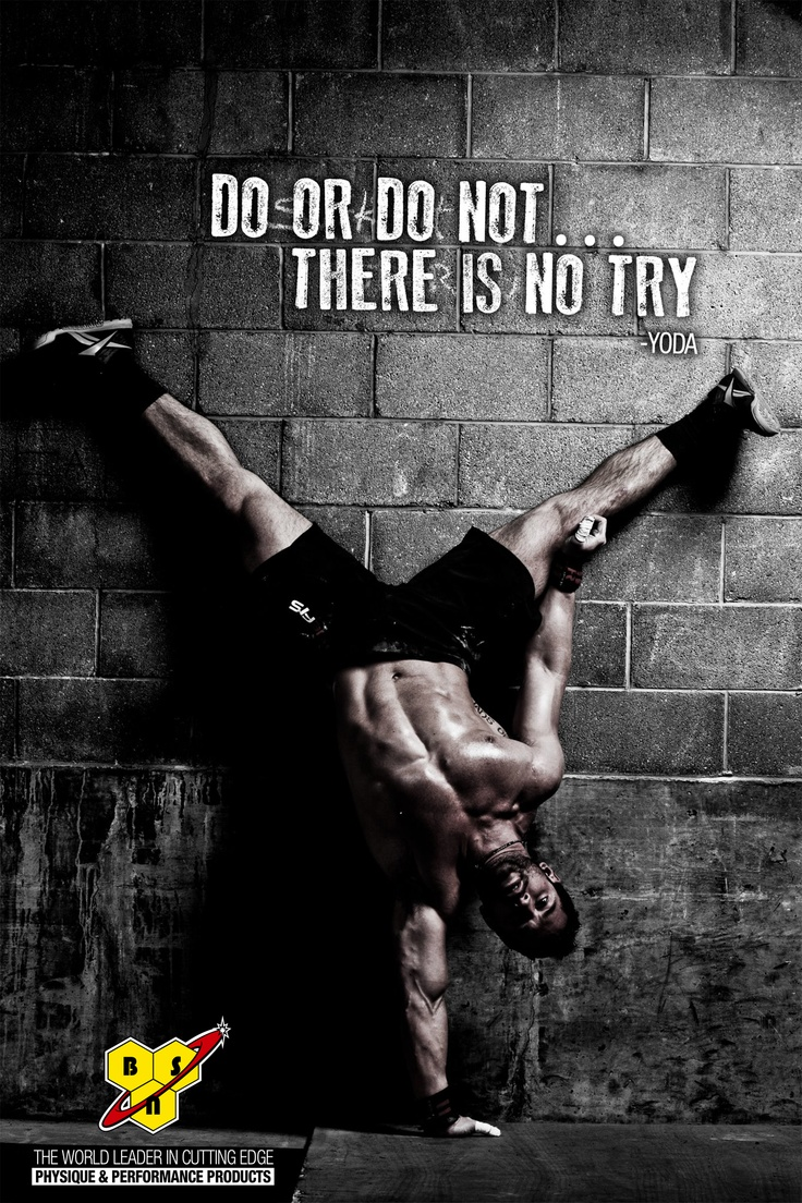 Rich Froning Pictured Team BSN Athlete Motivation