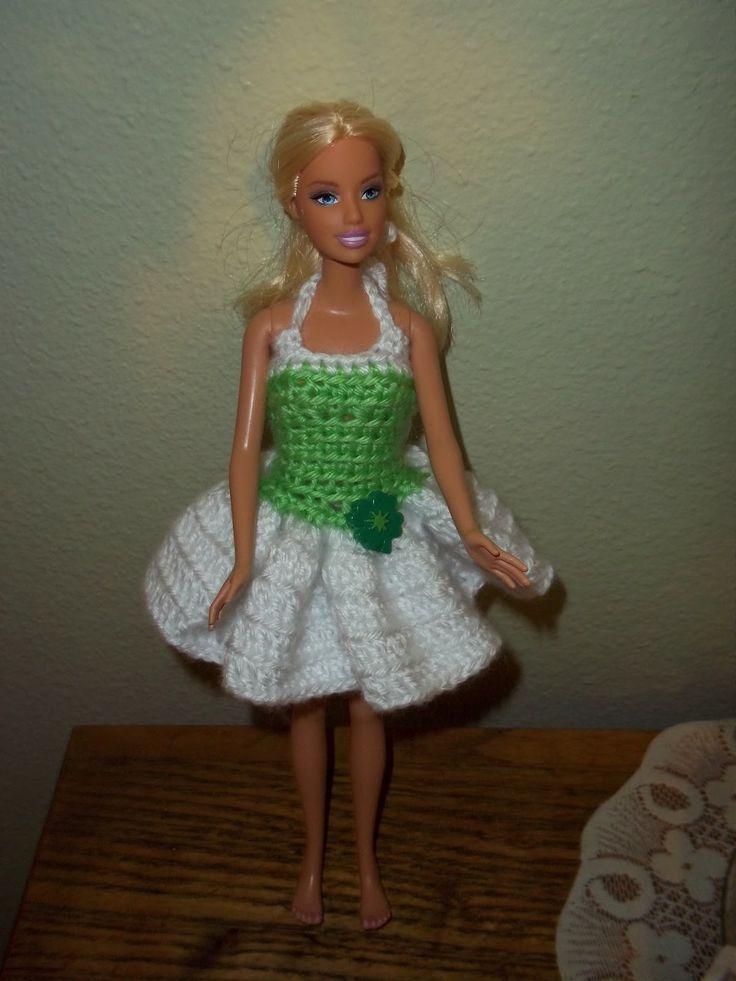 Barbie Doll Patterns Pinterest