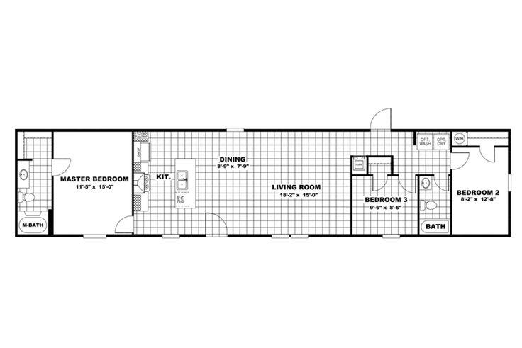 $32000 Floorplan The Breeze