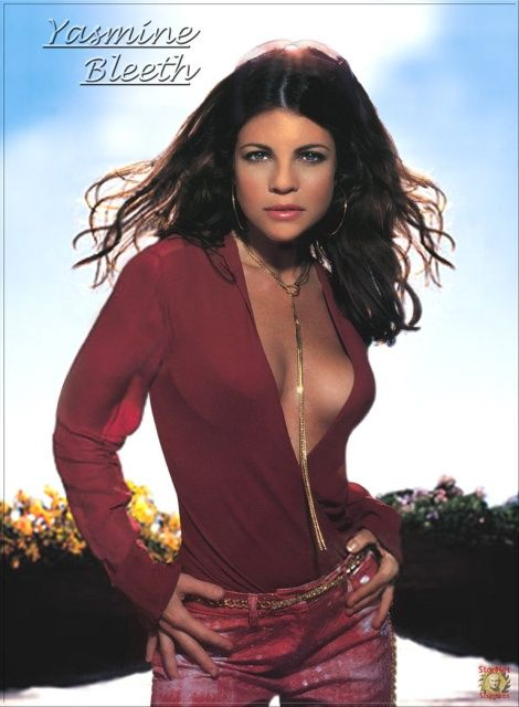 9 Best Images About Yasmine Bleeth On Pinterest Models