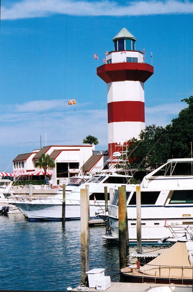 Lighthouse – Hilton Head Island Its a lovely place to visit, we just returned after a wonderful week at Hilton Head Island