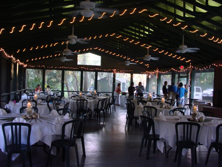 The Creek House. A great option for a rehearsal dinner or