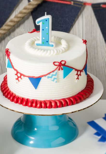 1000 Ideas About Nautical Birthday Cakes On Pinterest