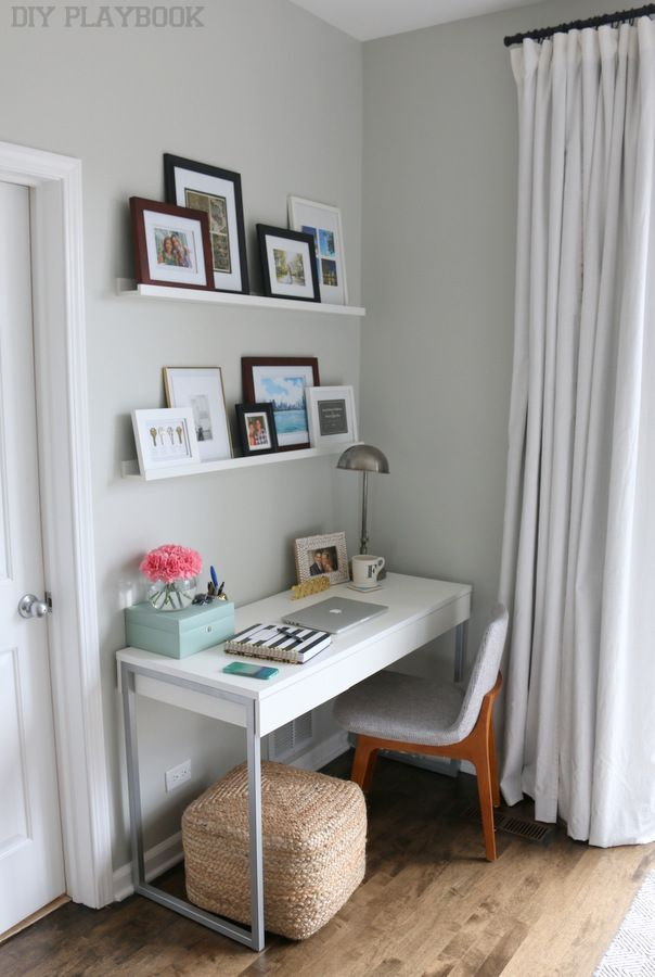 Casey S Office E In The Bedroom Small Desk Bedroomsimple Decorsmall