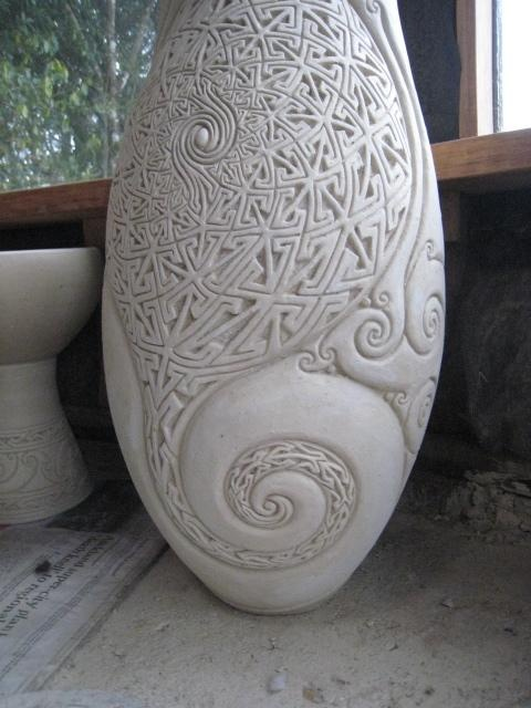 130 Best Images About Carving Pottery Ceramics Clay On