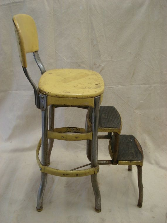 Miraculous Kitchen Chair Step Stool Red Vintage Stool Step Stool Spiritservingveterans Wood Chair Design Ideas Spiritservingveteransorg