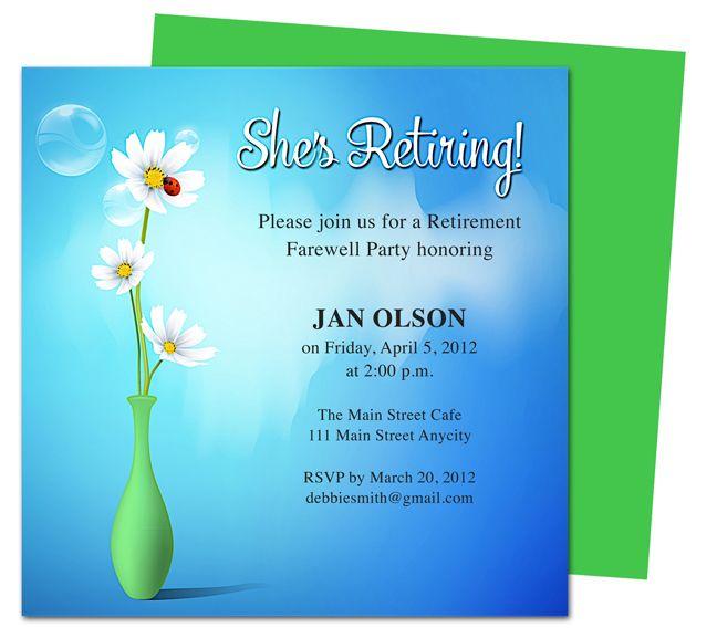 Microsoft Office Invitation Template publisher invitation – Ms Word Invitation Templates