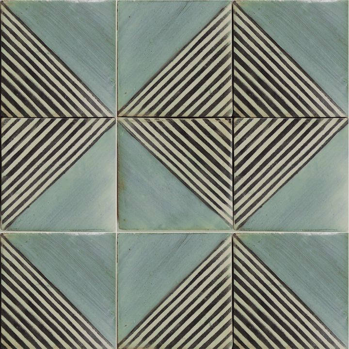 Best 20 Geometric Tiles Ideas On Pinterest Modern