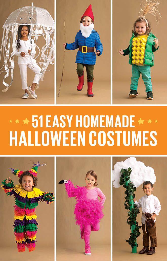 51 easy Halloween costumes for kids Halloween costumes