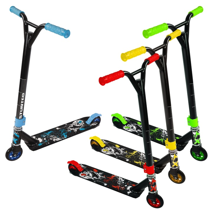 Stunted XT Stunt Scooter make your child be the envy of