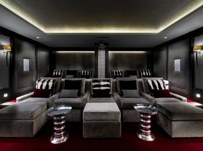 17 Best Ideas About Home Cinema Room On Pinterest Cinema