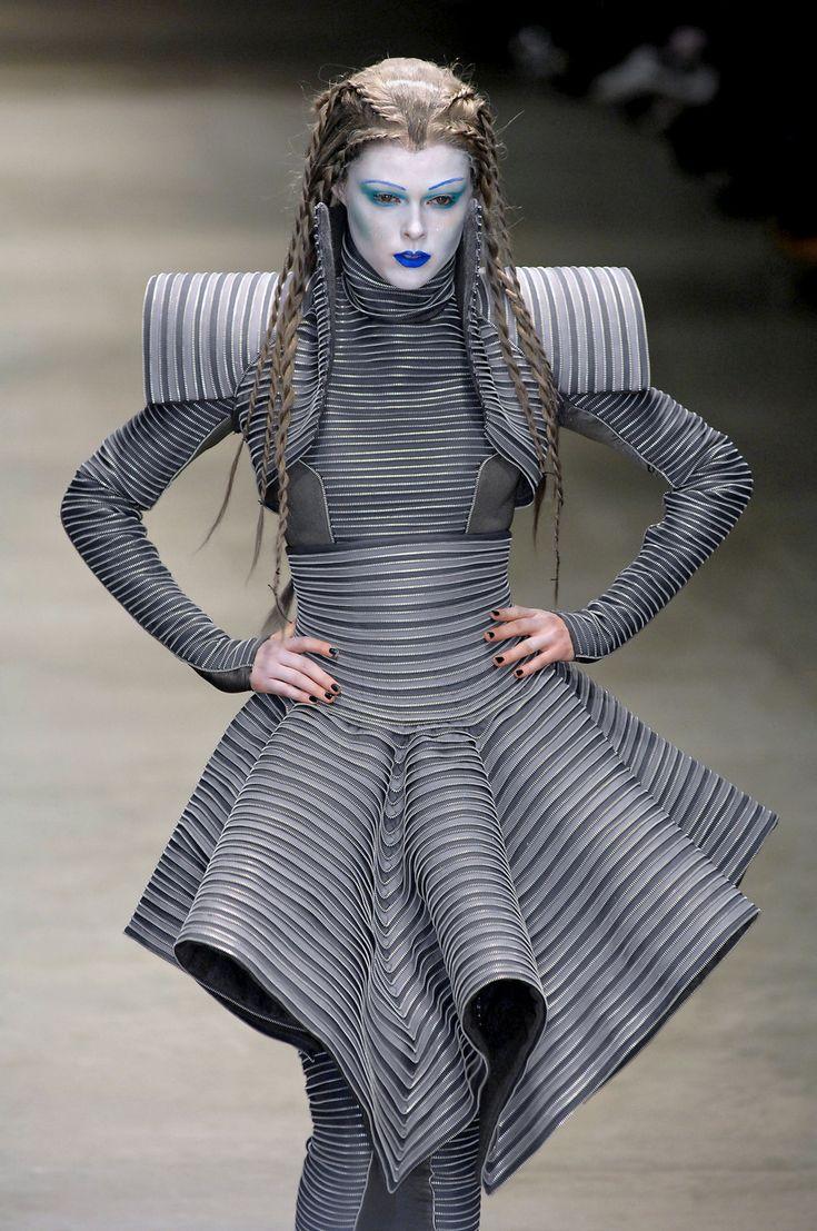 1000 Ideas About Futuristic Costume On Pinterest