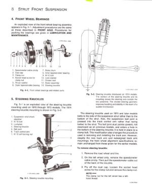Front Suspension Exploded | My VDub Beetle Journey | Pinterest | Beetle and Catalog