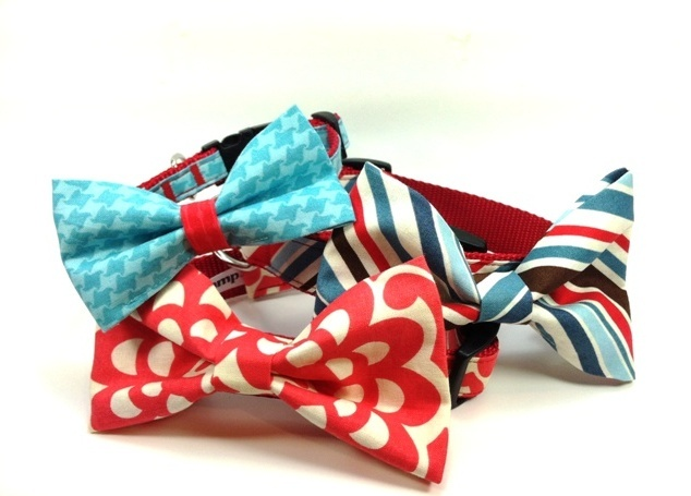 Dog Bow Tie Collar Collection by soopertramp