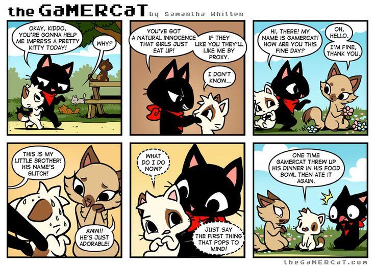 The GaMERCaT » T.M.I. GamerCat Pinterest The o'jays