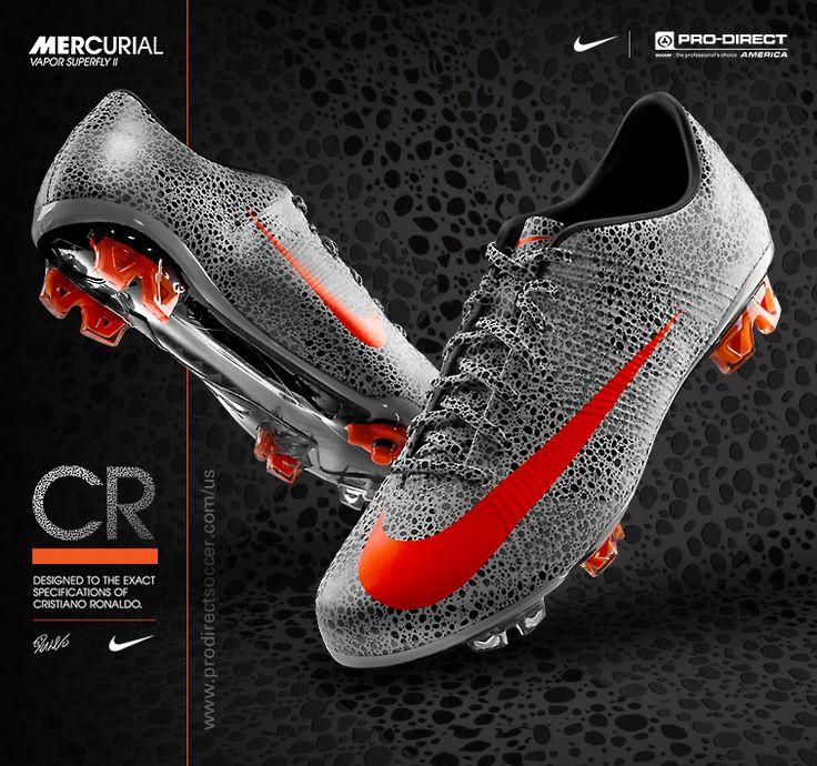 ProDirect Soccer US Nike CR7 Safari Soccer Shoes, Nike