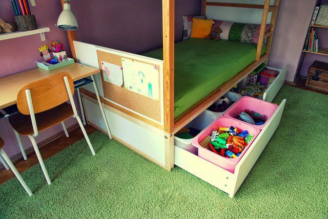 25+ Best Ideas About Ikea Under Bed Storage On Pinterest