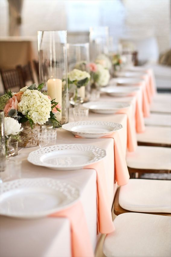 Best 25 Peach Wedding Decor Ideas On Pinterest
