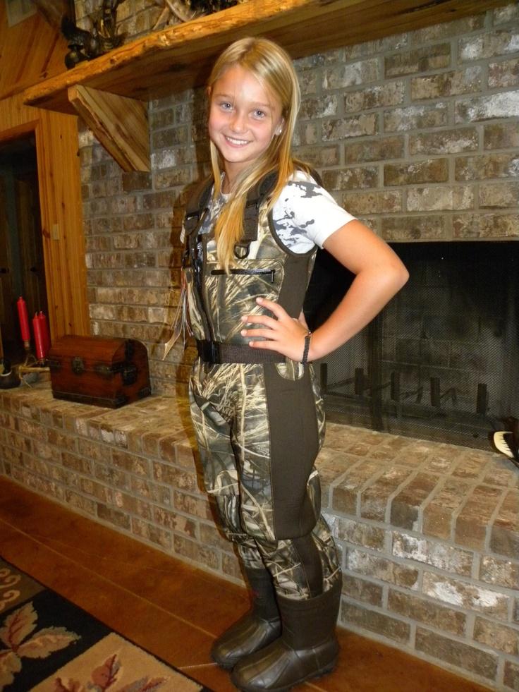 SHE waders Hunting! Pinterest