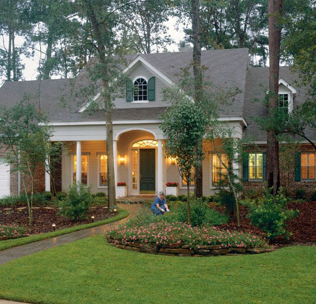 Simply a classic Valleydale plan809 Southern Living