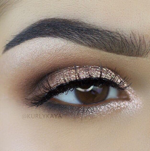 Anastasia Beverly Hills Pink Champagne Eyeshadow Makeup